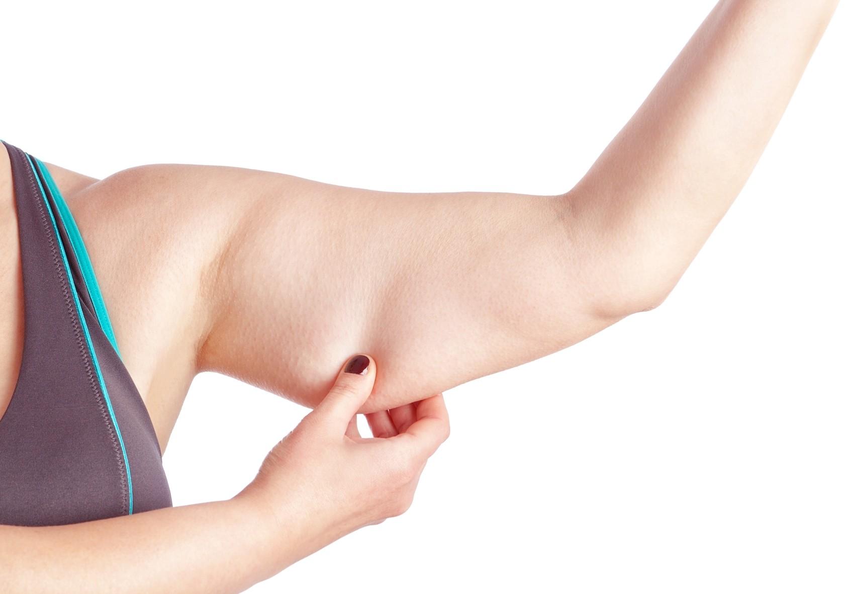Lifting des bras : A défaut de sport, faites-en sorte d'avoir des triceps toniques !