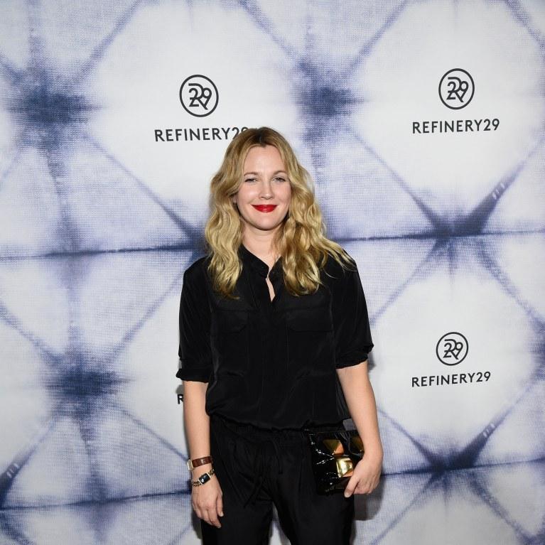 Drew Barrymore : une réduction mammaire précoce pour l'actrice américaine