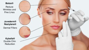 difference botox et fillers