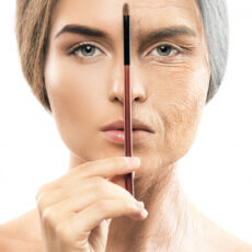 viellissement de la peau